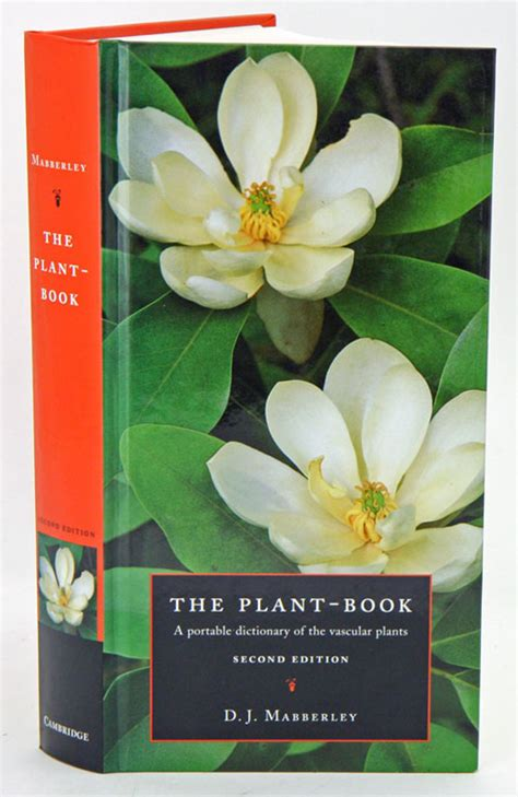 The plant-book: a portable dictionary of the vascular