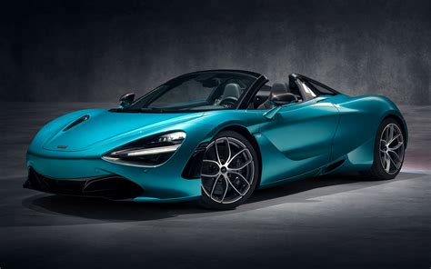 2019 McLaren 720S Spider - Wallpapers and HD Images | Car