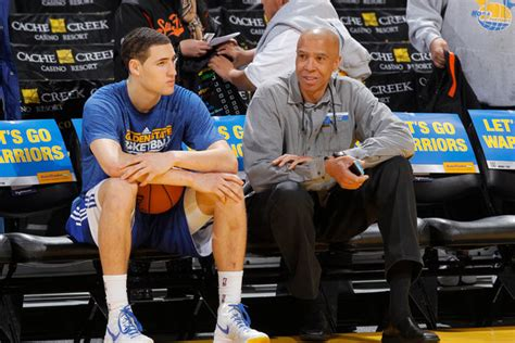 Klay Thompson's Father Is Proud, but Critical, of His Play
