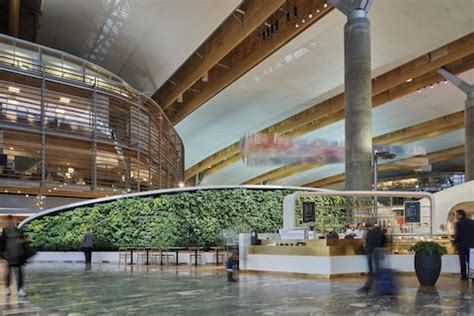 Inside oslo airport expansion   Are these the world's most