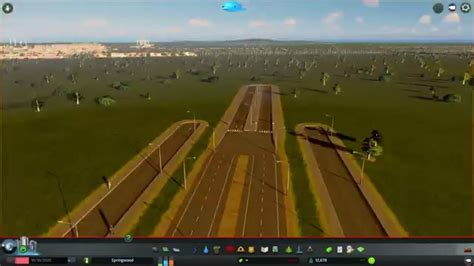 Cities: Skylines - Making smooth two lane highway to four