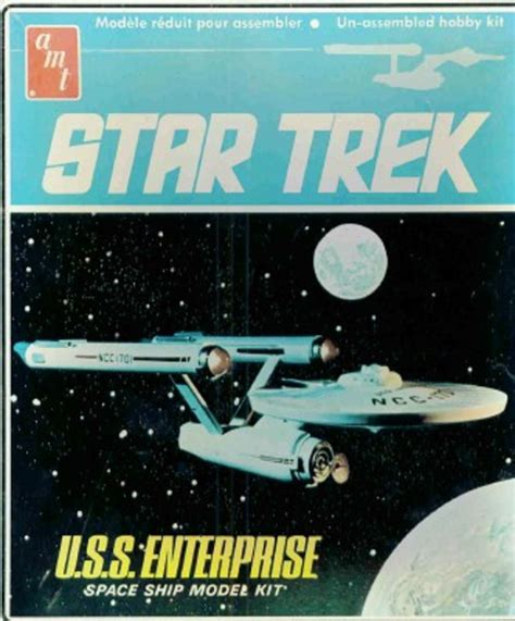 Build Your Favorite Starship: A Gallery of AMT Star Trek