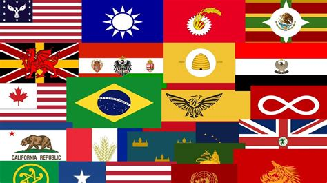 38 Alternate Countries in 15 Minutes - YouTube