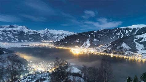 Zell am See Skiing   Zell am See Austria   Crystal Ski