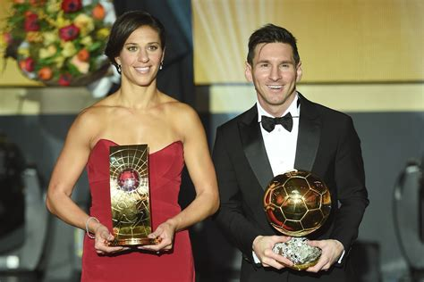 Messi wins fifth FIFA Ballon d'Or to cement place as