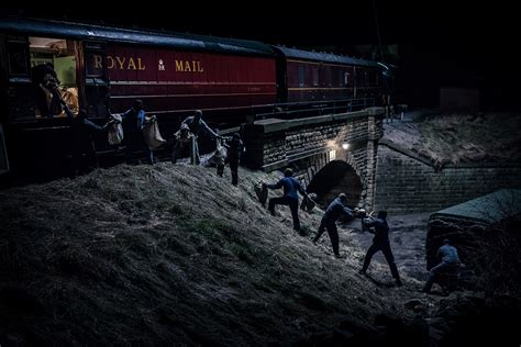 First Image: BBC One's 'The Great Train Robbery' - TVWise