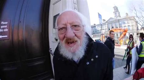 The Dubliners //Right2Water Protest // Eamonn Campbell Vox