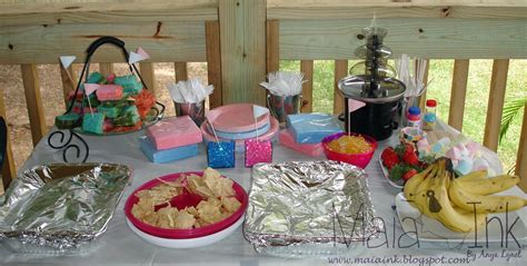 """Maia INK: """"Gender Reveal BBQ Party"""" Part 3 """"The Final"""