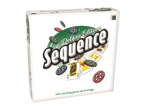 Sequence Deluxe edition - Berge Libris