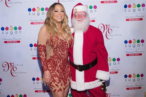 Mariah Carey's All I Want For Christmas Is You voted most