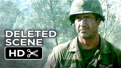 We Were Soldiers Deleted Scene - You Did Good (2002) - Mel