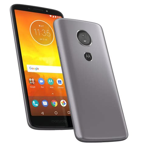 Moto G6, G6 Plus, G6 Play, E5 and E5 Plus with 18:9