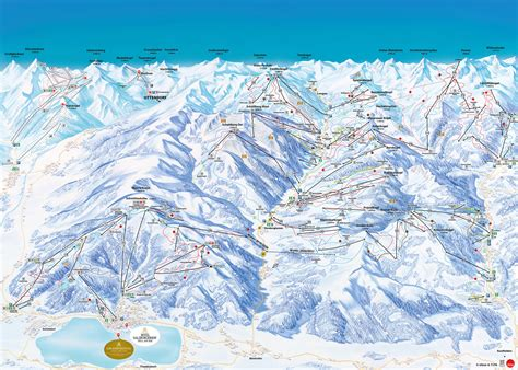 Saalbach and Zell am See connection (9), snowHeads ski forum