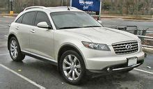 Infiniti FX: Information from Answers