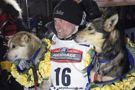 Iditarod sled dog race is engulfed in dog-doping scandal