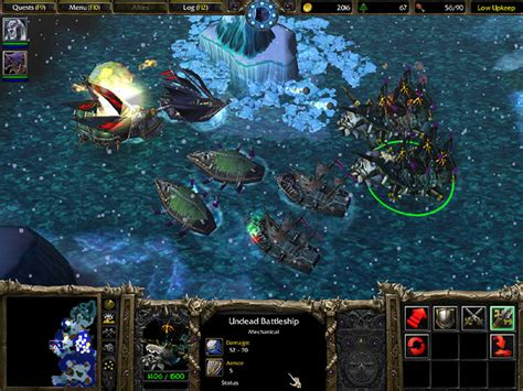 Game Patches: Warcraft III: TFT 1