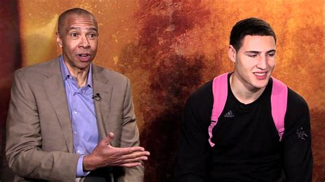 Klay And Mychal Thompson Interview (FS West) - YouTube