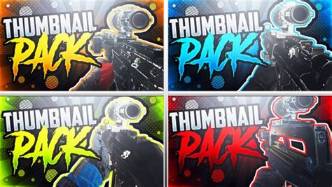 Ultimate Rainbow Six Siege Thumbnail Template Pack - Y