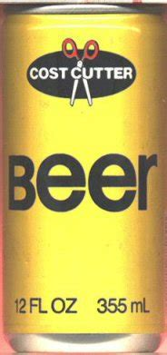 COST CUTTER-Beer-355mL-United States
