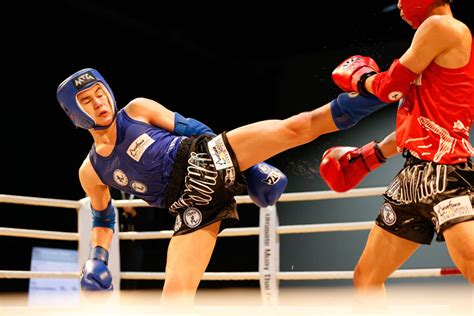 Muay Thai champions crowned at Arafura Games 2019 - FIGHTMAG