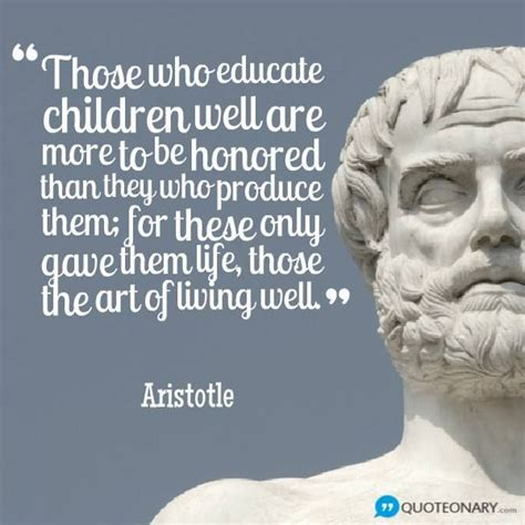 Aristotle On Education Quotes
