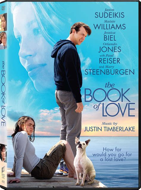 The Book of Love DVD Release Date April 4, 2017