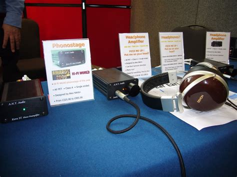 Sound HiFi at the London Hi-Fidelity Show March 27th to