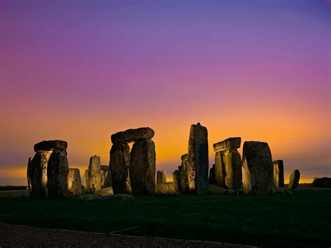 Hidden Monuments Under Stonehenge Revealed by High-Tech