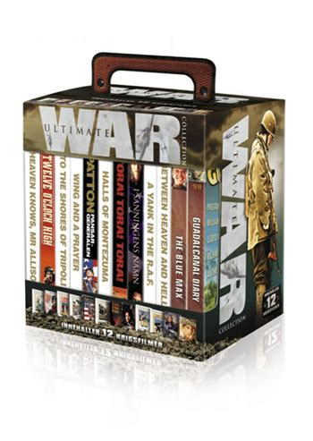 Ultimate War Collection (12-disc) - DVD - Discshop