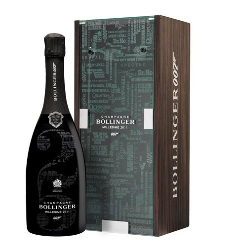 Bollinger 007 – Limited Edition 'No Time To Die' - Buy