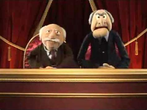 Statler & Waldorf: From the Balcony - Episode 1 - YouTube