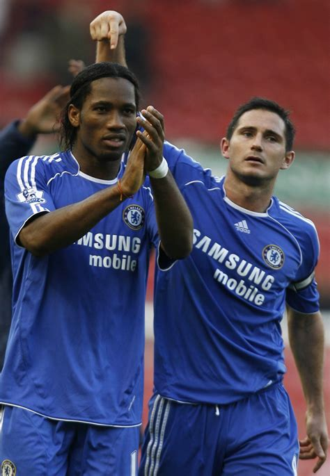 Chelsea Clearout: Abramovich Targets Lampard, Cole, Drogba