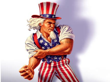 These Uncle Sams Want YOU!