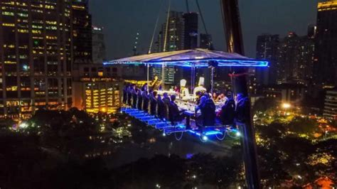 Two more months for sky-high dining   Bangkok Post: lifestyle