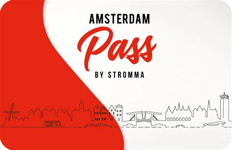 Amsterdam Pass – Your city pass for sightseeing & top