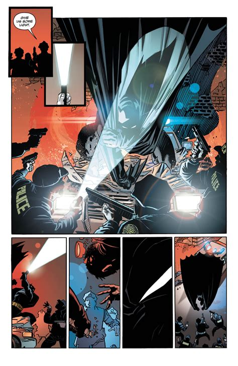 Check Out an Awesome Preview of Frank Miller's Dark Knight
