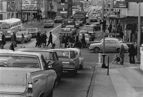 These photos show how the University District has changed